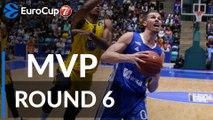 7DAYS EuroCup Regular Season Round 6 MVP: Erik Murphy, Fraport Skyliners Frankfurt