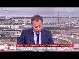Ερωτήσεις με ραβασάκια-SMS από τα γραφεία της ΝΔ στο αέρα του ΣΚΑΙ - Ο Δημήτρης Οικονόμου ρωτάει με εντολή της Σοφίας Βούλτεψη τον Ανδρεά Πετρόπουλο
