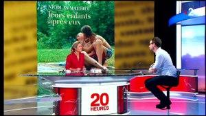 Nicolas Mathieu, Goncourt 2018 au 20 h de France 2