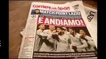 De Rome, Mourad fait son petit avant match Lazio - OM