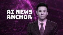 China's AI-generated news anchors