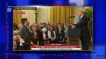 Stephen Colbert Lambasts Donald Trump for Exchange with CNN's Jim Acosta: 'What a D***!'