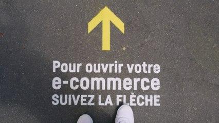 Start Jeunes Entrepreneurs CIC – L'e-boutique - Présenté par le CIC