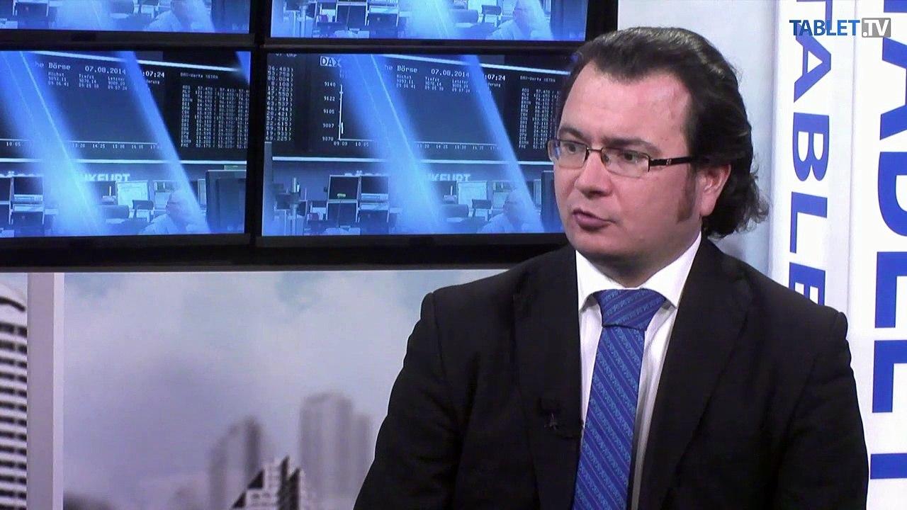 V. Vaňo: Nemecko má problémy pre obchodnú vojnu, o pár mesiacov ich pocítime aj my