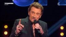 Johnny Hallyday - anecdote sur la chanteuse Barbara - 2015