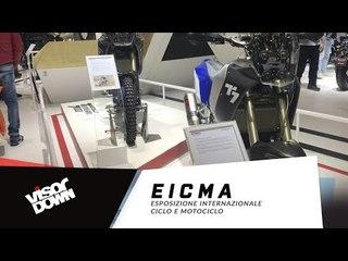 EICMA - Yamaha T7 Tenere 700
