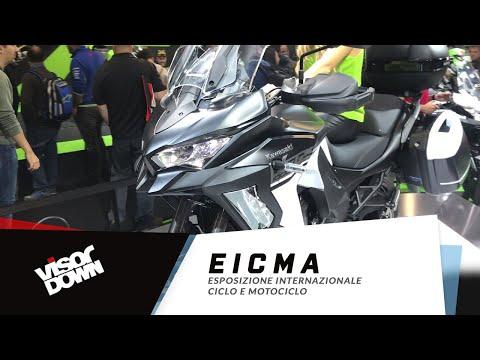 EICMA – Kawasaki z1000
