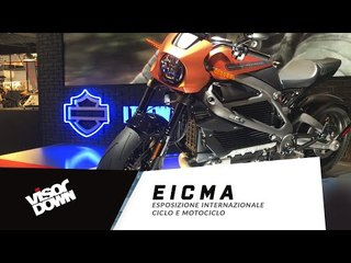 EICMA - Harley Davidson Livewire