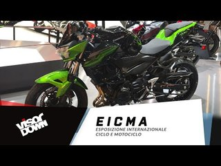 EICMA - Kawasaki Ninja Z400
