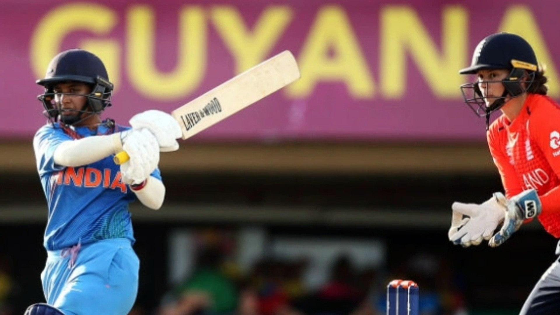 ICC Women's T20 World Cup 2018, India Women vs England Women Highlights