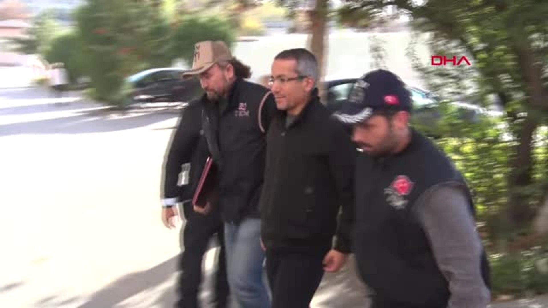 Eski Savcı Ferhat Sarıkaya Çıkarıldığı Nöbetçi Mahkemece Tutuklandı -