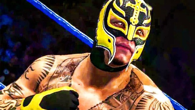 WWE 2K19 : Ronda Rousey, Rey Mysterio et Ric Flair Bande Annonce