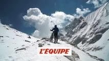 Stéven Le Hyaric a traversé l?Himalaya népalais à vélo (et vélo sur le dos) - Vélo mag - Aventure