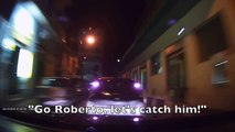 Police chase in Italy - High speed chase