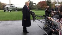 Trump: Whether 'Me Or Ronald Reagan' Jim Acosta 'Would Have Done The Same Thing'