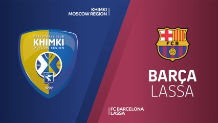 EuroLeague 2018-19 Highlights Regular Season Round 6 video: Khimki 80-87 Barcelona