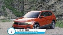2019 Volkswagen Tiguan Garland TX | Volkswagen Tiguan Dealer Garland TX