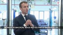 """""""Vous n'êtes pas le bienvenu"""" : Macron ne s'en sort pas - ZAPPING ACTU DU 08/11/2018"""