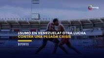 ¿Sumo en Venezuela? Otra lucha contra una pesada crisis