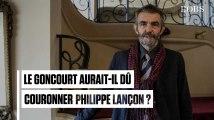 Le Goncourt aurait-il dû couronner Philippe Lançon ?
