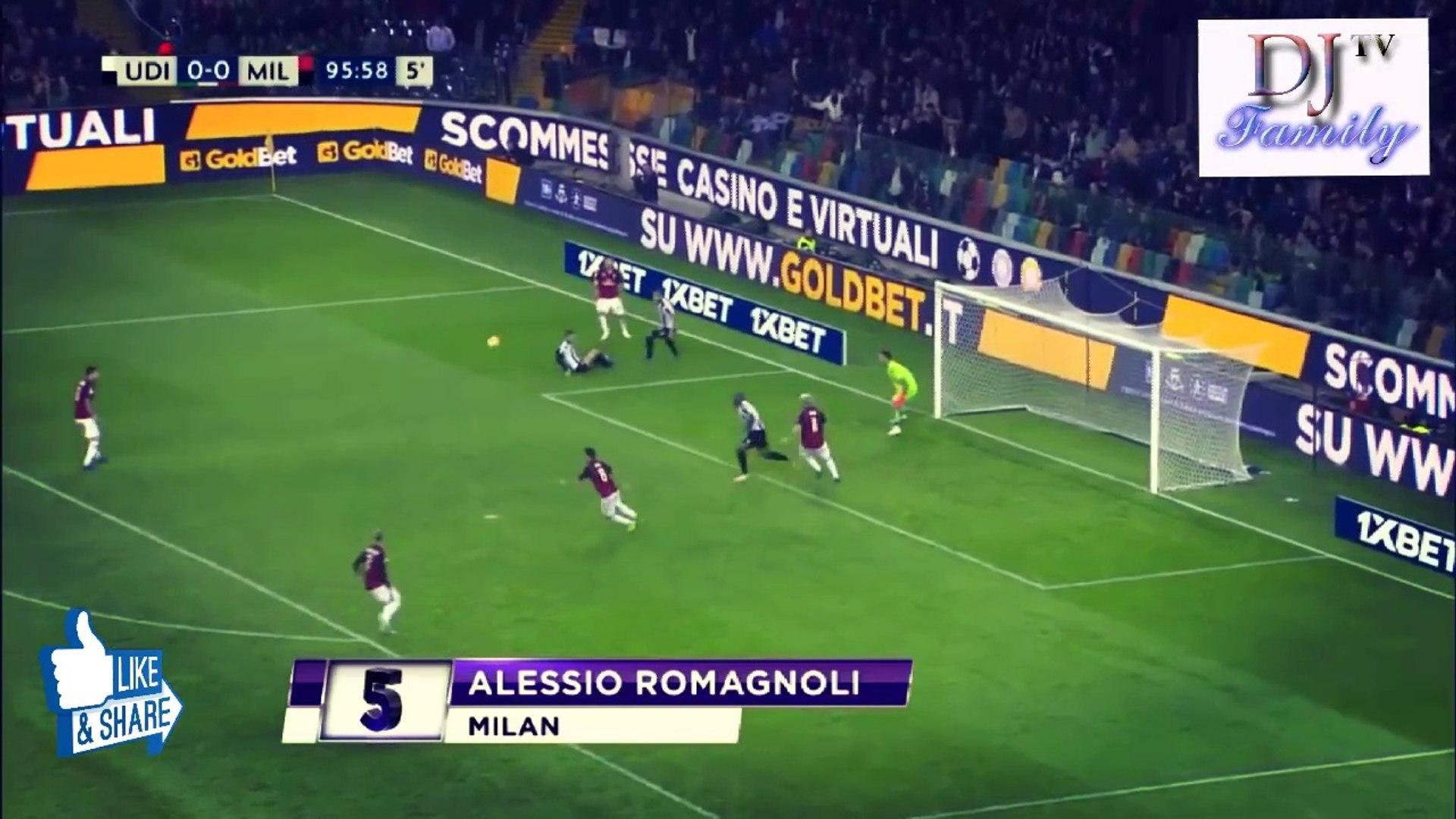 5 Top Goals Serie A Italy Pekan Ke 11, adakah CR7 Ronaldo (Serie A Italy's Top 5 Goals of Week