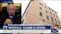 """Gaudin se défend : """"Je suis l'objet d'attaques, je suis maire, je suis habitué. Nous avons fait dans le domaine de l'habitat des choses assez extraordinaires"""""""