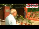 PM Narendra Modi reaches LK Advani's residence on his birthday and took blessings From LK Advani
