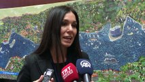 Çiğdem Karaaslan: 'Yerel seçimlerde şehirlere bakış açıları da yarışacak' - ANKARA