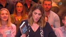 Valérie Bénaïm décontenancée par son invité Gérard Fauré