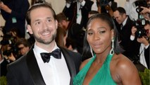 Serena Williams And Hubby Alexis Ohanian Get Fancy For A Good Cause