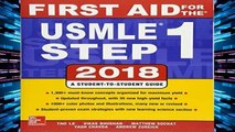 First Aid for the USMLE Step 1 2018, 28th Edition - video