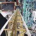 Un manège vertigineux qui vous fait chuter à 90° à plus de 100kmh