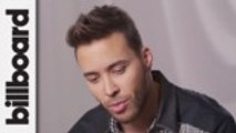Prince Royce Speaks on Marc Anthony's First Ever Bachata Song Collaboration | Billboard