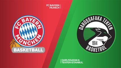 EuroLeague 2018-19 Highlights Regular Season Round 6 video: Bayern 116-70 Darussafaka