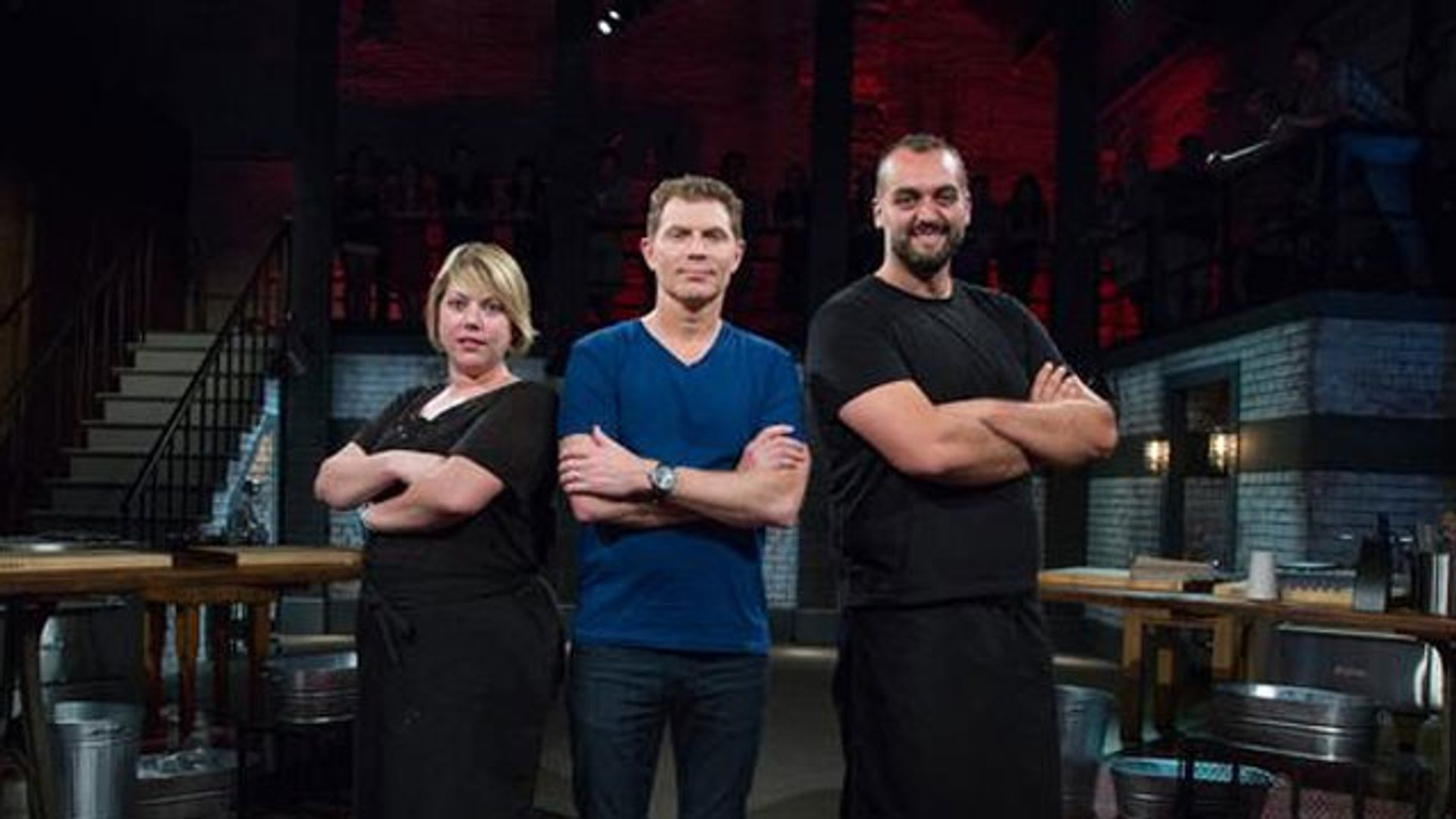 Beat Bobby Flay Season 13 Episode 4 Green, White and Red