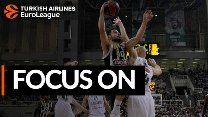 Focus on: Ioannis Papapetrou, Panathinaikos OPAP Athens