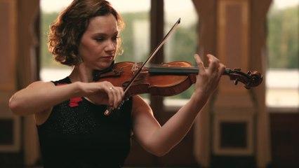 Hilary Hahn - Bach, J.S.: Partita for Violin Solo No. 1 in B Minor, BWV 1002: 4. Double (Presto)