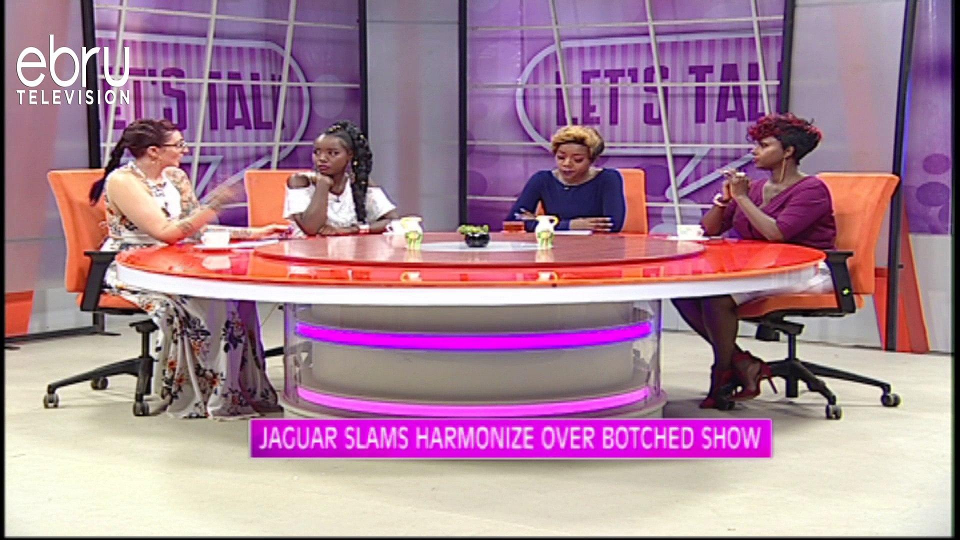 Jaguar Slams Harmonize Over Botched Eldoret Show