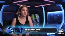 Titans (DC Universe) Raven Featurette (2018)