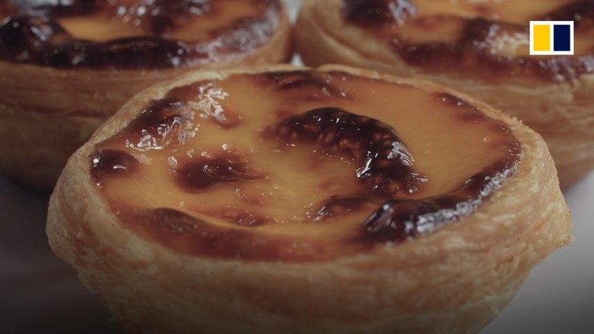 The origins of Macau's famous Portuguese egg tart