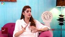 Sanam Saeed Like Never Before | Speak Your Heart With Samina Peerzada | Part I