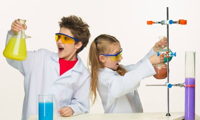 5 fun experiments to do with your child