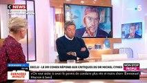 """EXCLU - Jean-Michel Cohen répond en direct à Michel Cymès dans """"Morandini Live"""""""