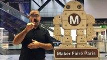 Maker Faire Paris - Ateliers interprétés en LSF - 24 et 25 novembre 2018 - Cité des sciences et de l'industrie - Paris