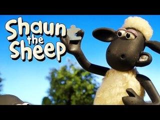 Missing Piece - Shaun the Sheep