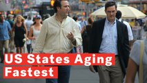 10 U.S. States That Are Aging The Fastest