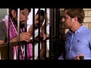 رزاق بآوربا يحبسوا بالسجن لان ضرب زوجته / تحشيش - #ليش