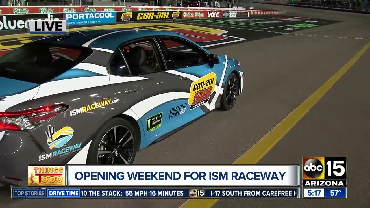 ISM Raceway welcomes the Can-Am 500