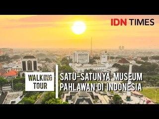 Selamat Hari Pahlawan, Yuk Pergi ke Museum 10 November Surabaya!