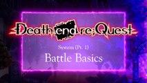 Death end re;Quest - Présentation du système de combat (Partie 1)